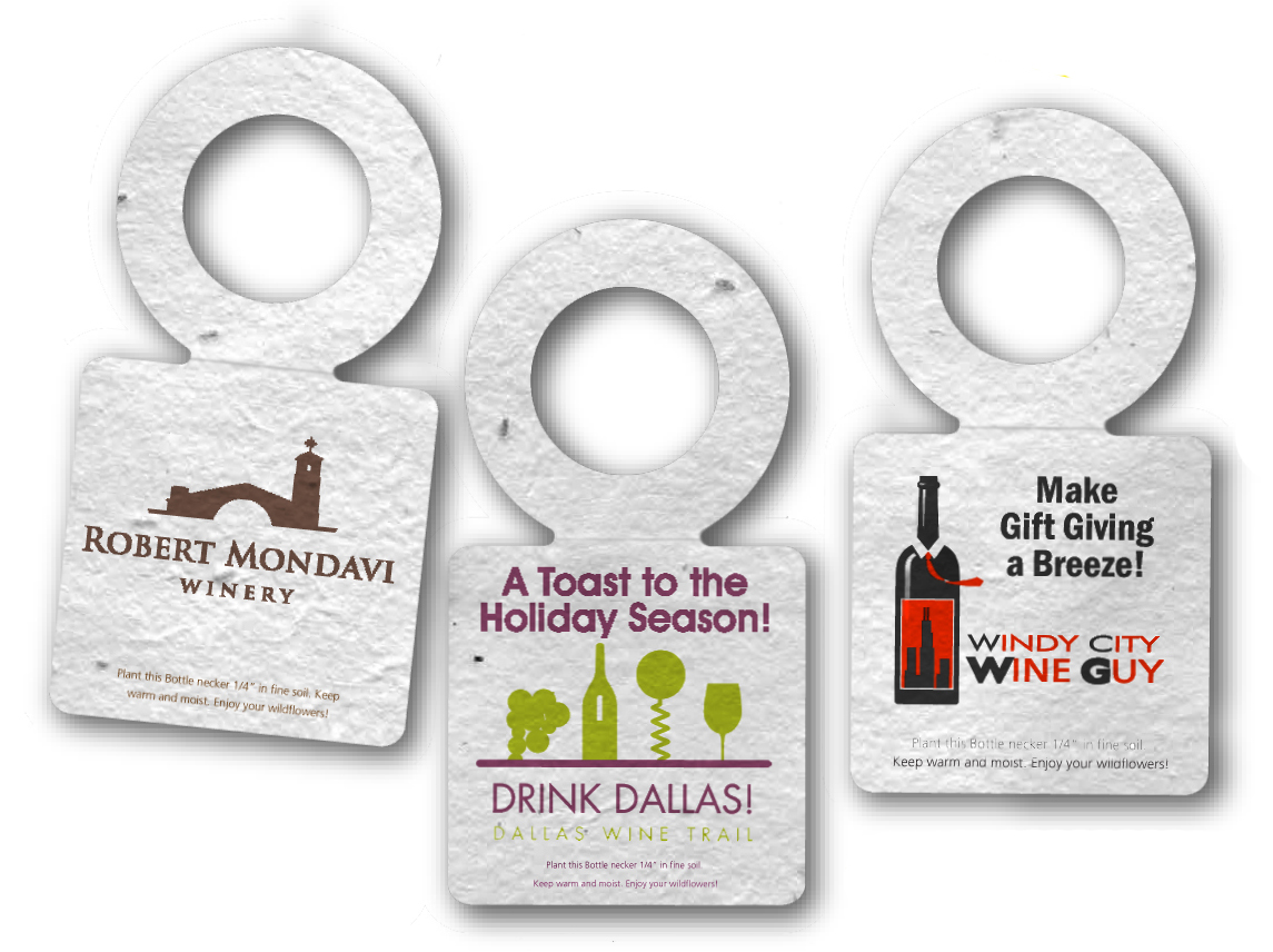 Bottle Neck Tags