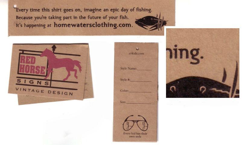Paper Hang Tags