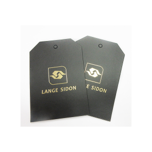 Silkscreen Printed FabricTags