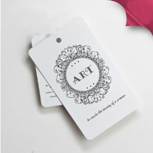 Card Hang Tags