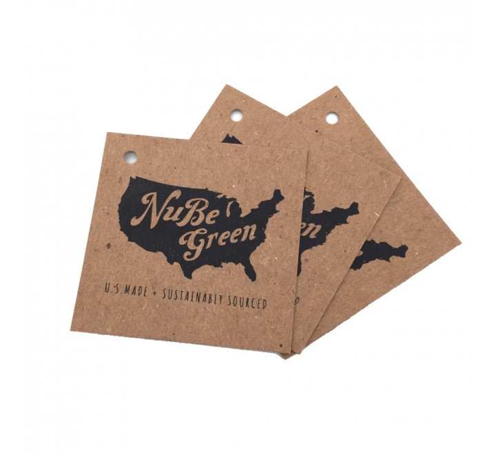 Square Bags Tags