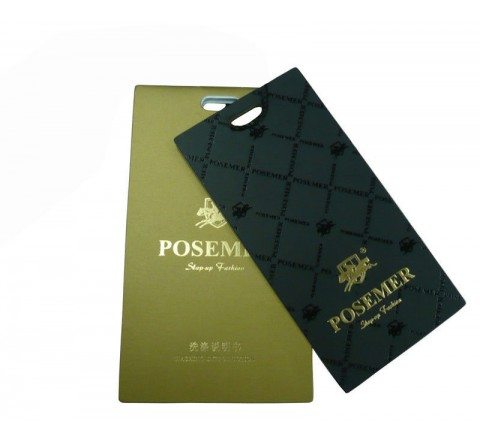 Custom Silkscreen Printed Fabric Tags