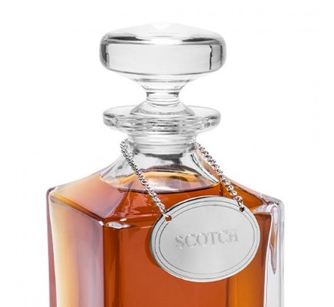 Custom Perfume Tester Tags