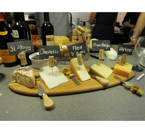 Custom Cheese Hang Tags