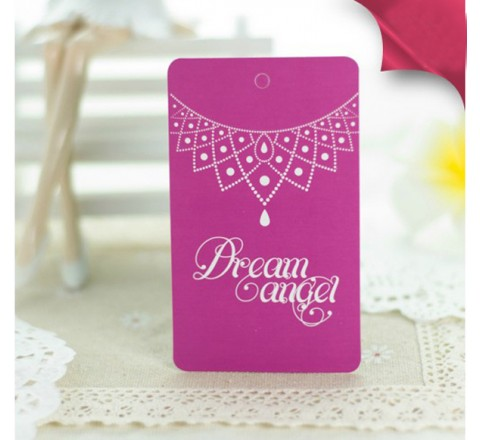 Rectangular Jewelry Tags