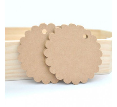 Round Hats Tags