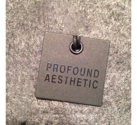 Square Clothing Tags